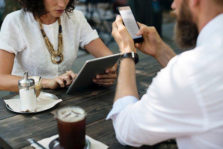 velocità da smartphone di un sito responsive