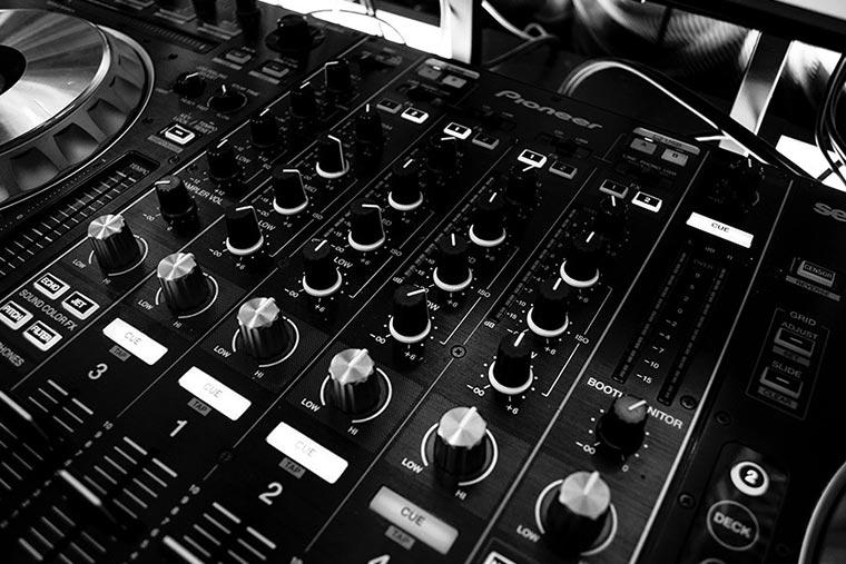 Mixer per regia audio al Mir 2018
