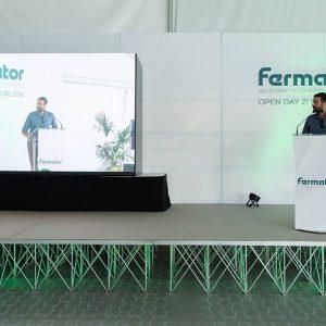fermator open day discorso