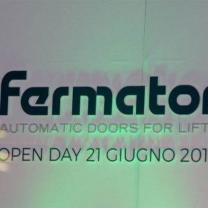 fermator open day logo