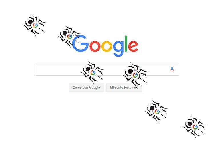 indicizzazione google Googlebot