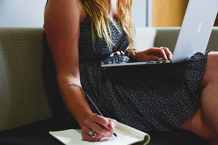 aprire un blog copywriter