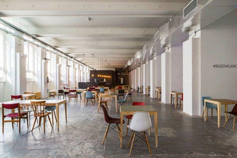 location eventi aziendali Base Milano