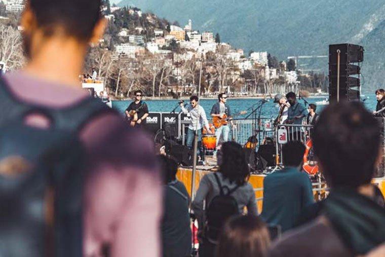richiesta suolo pubblico per spettacoli musicali