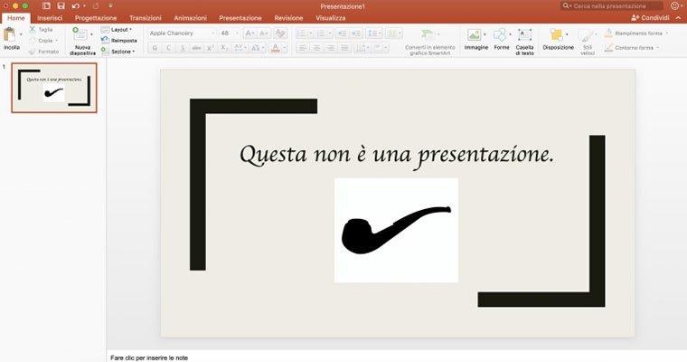 presentazioni aziendali con powerpoint