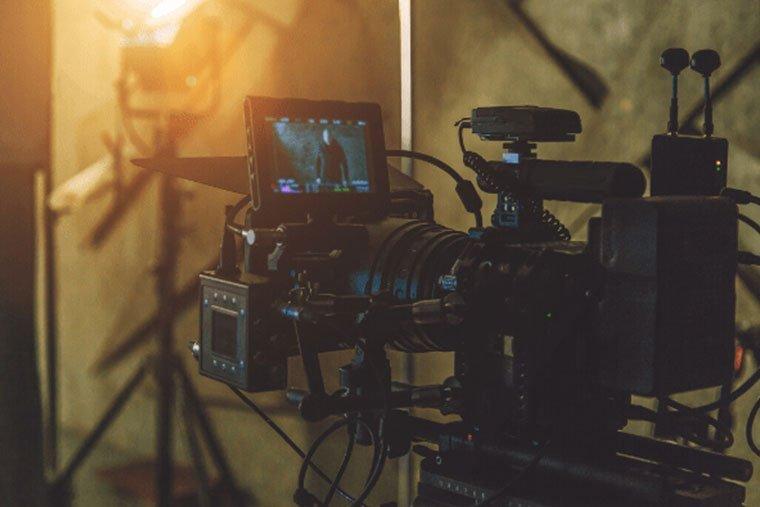videocamera per trasmettere video in streaming