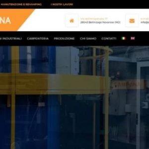 campana forni sito web homepage