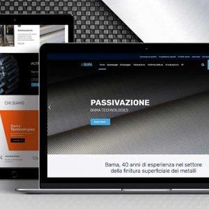bama technologies sito web