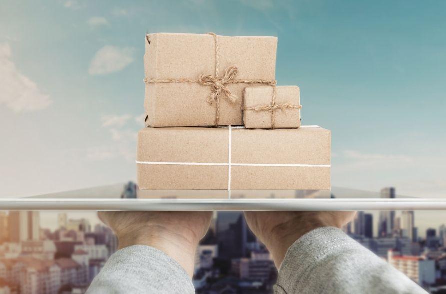 virus ecommerce pacchi acquistati online