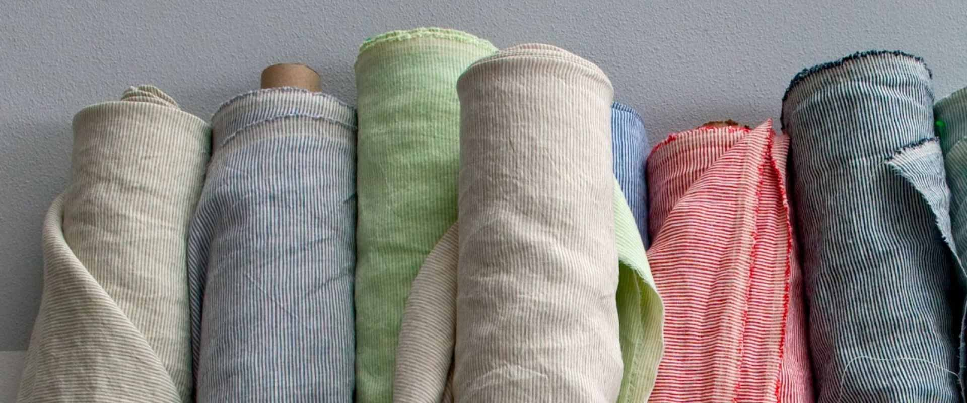 I tessuti di C&C Milano sul sito web