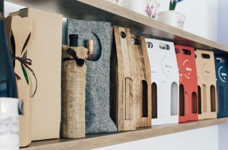tipologie di packaging personalizzato vino