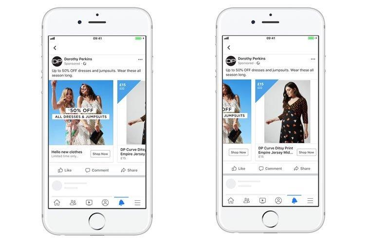 Ecommerce e Facebook Ads sponsorizzazione