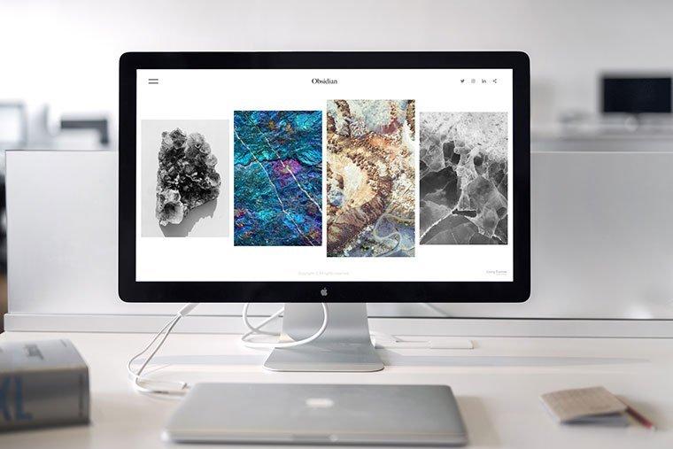 Web Design Trend 2021 collage e design