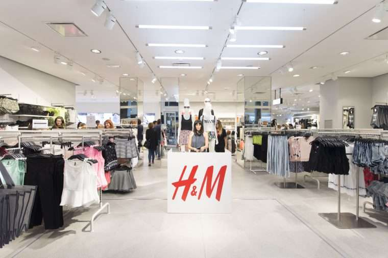 H&M Novara Opening 3